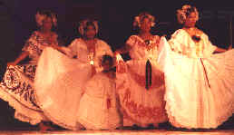 Panamanian Dancers