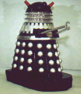 Fred the Dalek at Chicon in 1991